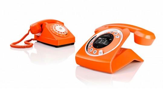 Sagemcom sixty - téléphone avec cadran design