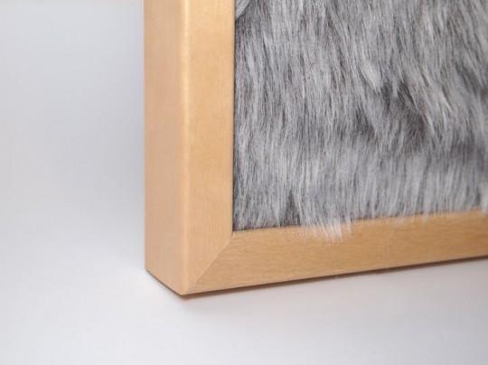 Tableau à poils pour message - Dedo by Gonçalo Campos