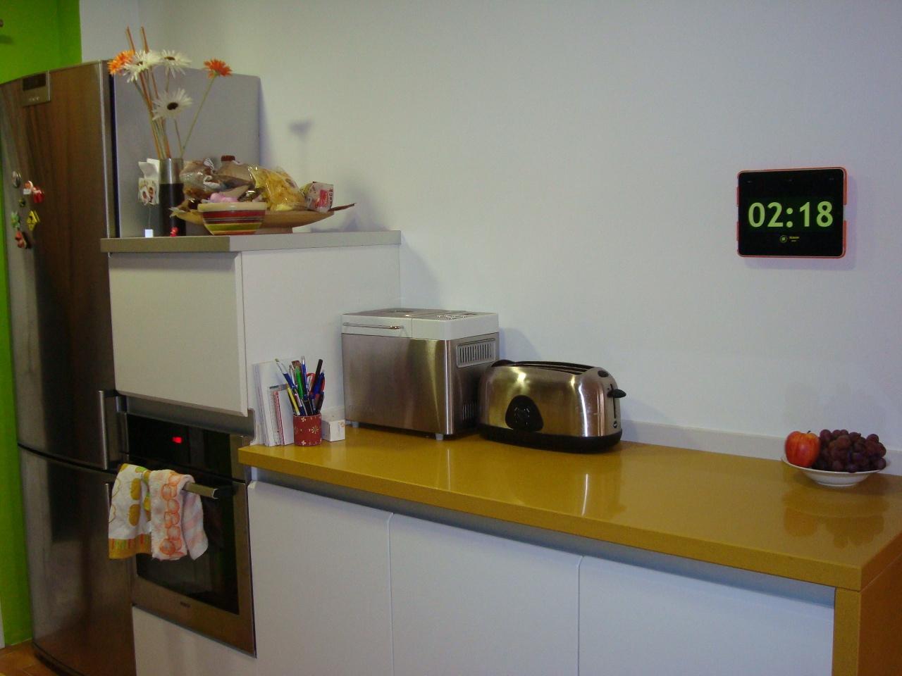 Awesome Horloge Digital Pour Cuisine Ideas - House Design ...