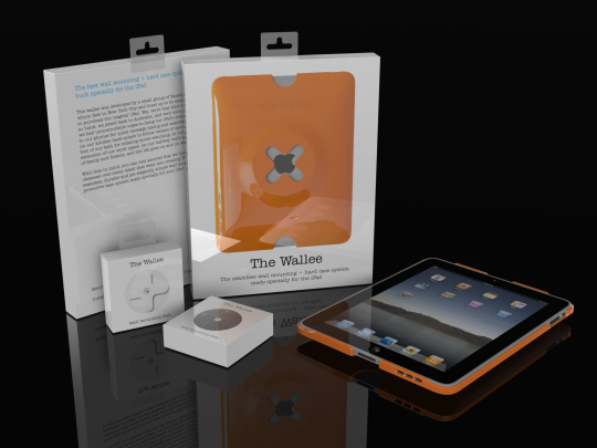 Kit complet Wallee pour iPad