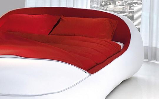 Letto zip, lit avec couverture zippée