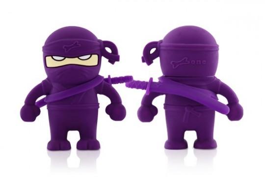 Clé USB différente Ninja