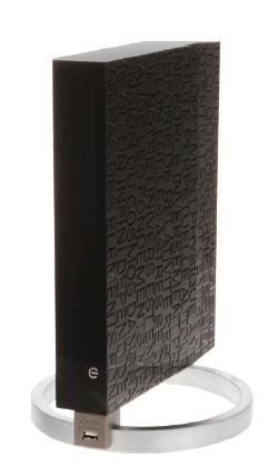 Nouvelle freebox révolution design par Philippe Starck