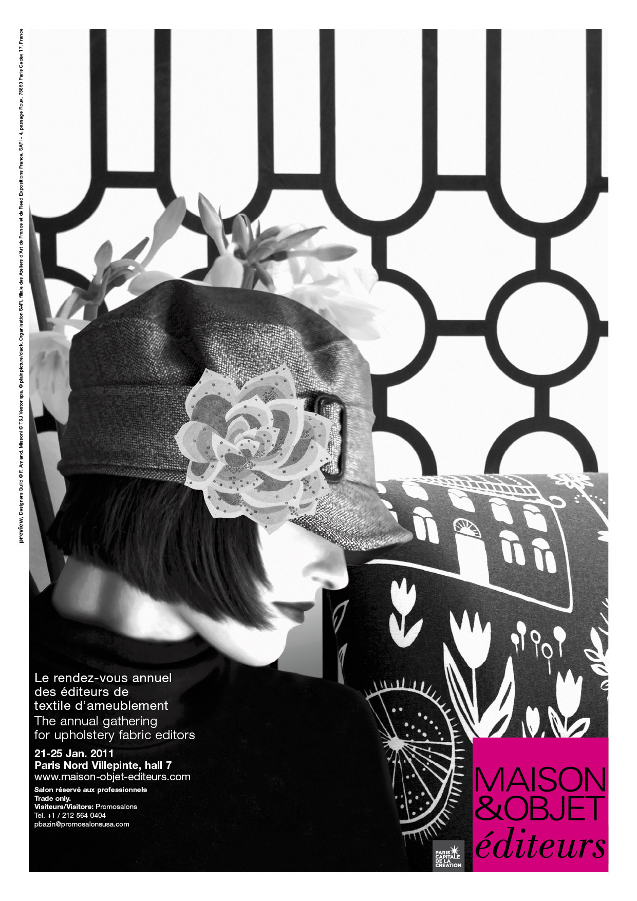 Salon maison et objet janvier 2011 for Villepinte salon maison et objet