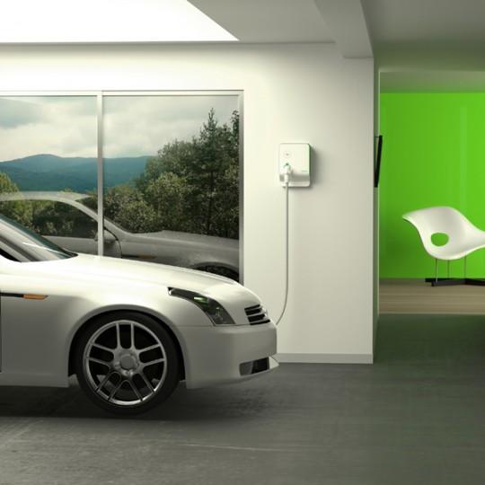 Bornes de recharge pour voiture électrique Elium studio