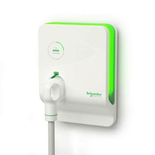 Bornes de recharge pour voiture électrique Schneider electric