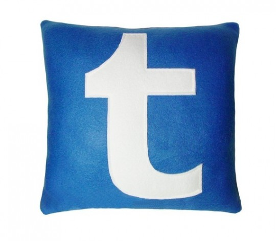Coussin Tumblr