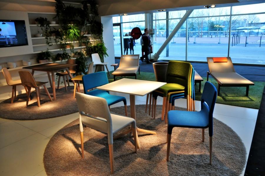 visite du stand alki maison et objet janvier 2011. Black Bedroom Furniture Sets. Home Design Ideas