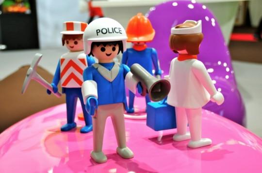 Playmobil by Leblon Delienne @ Maison et objet janvier 2011