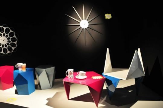 Espace hypnotic - Maison et Objet Janvier 2011