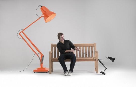 Lampe architecte géante Anglepoise Giant 1227