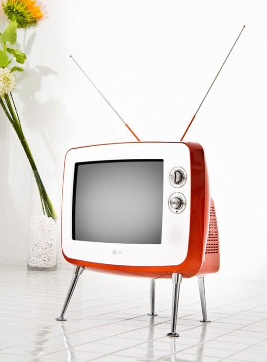 LG retro TV série 1