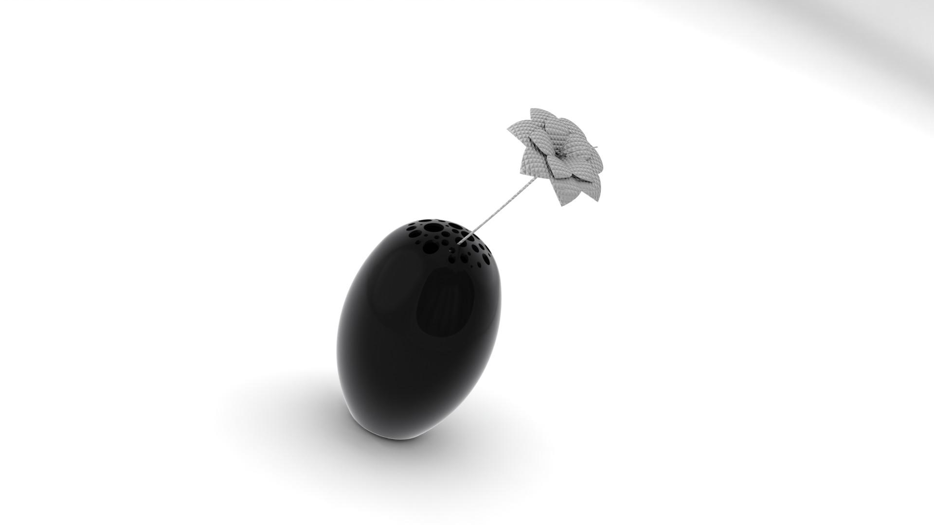 Soliflore noir
