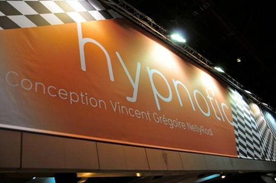 Stand Hypnotic par Vincent Grégoire