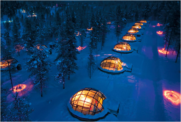 Whitepod | Chambre d'hotel igloo en Suisse