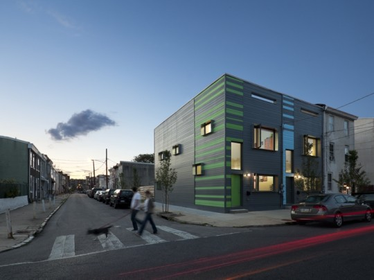AIA House award 2011 maison à moins de 100.000 euros