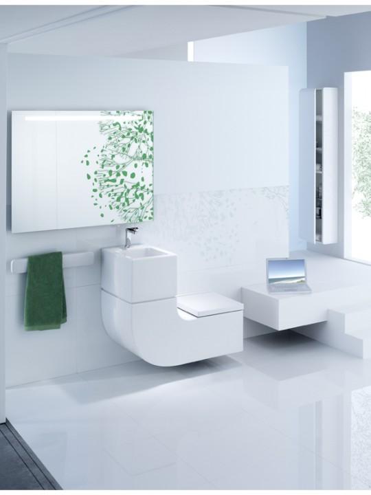 Roca W+W : sanitaire WC et lave-mains 2 en 1