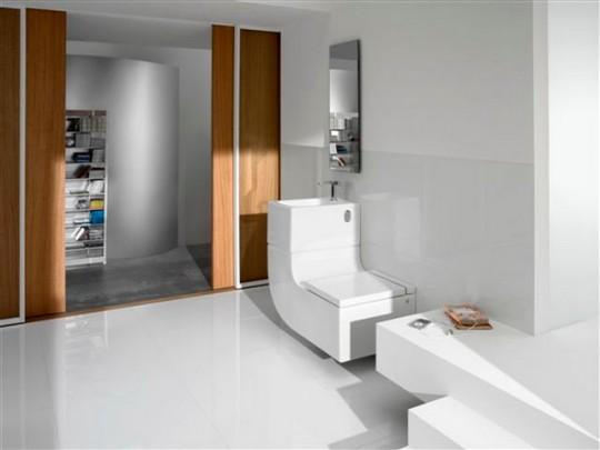 Roca W+W salle de bain design