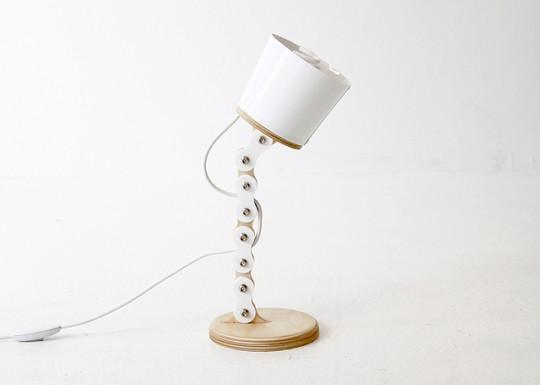 B chain - la lampe à poser originale