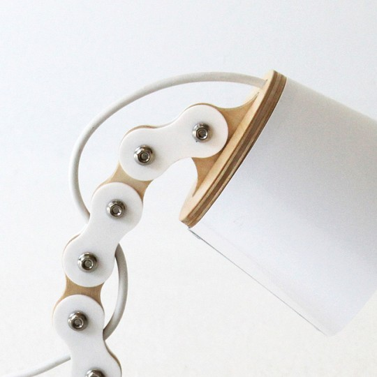 B chain lamp