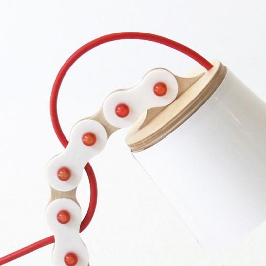 B chain - la lampe chaine