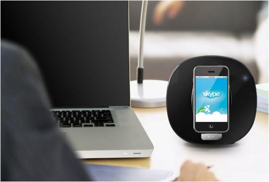Dock iPhone design iLuv iMM190