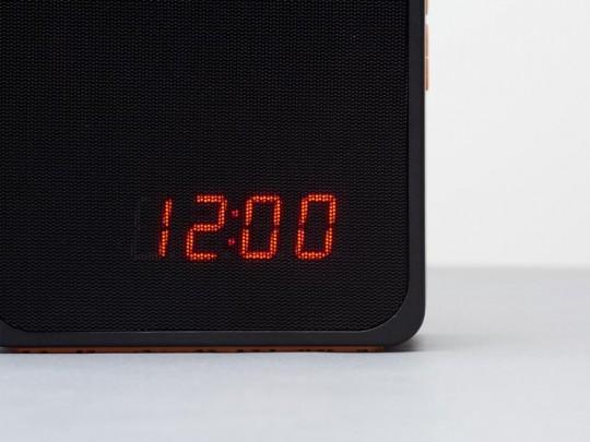Furni Alba - radio-réveil digital rétro