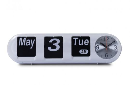 Horloge capsule flip