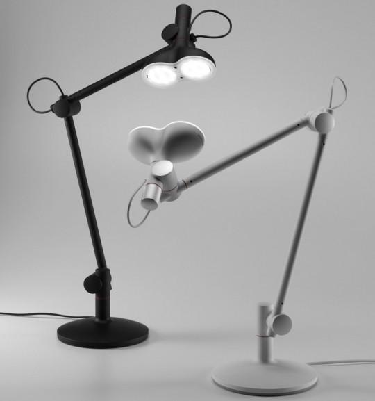 Lampe de bureau Lobot