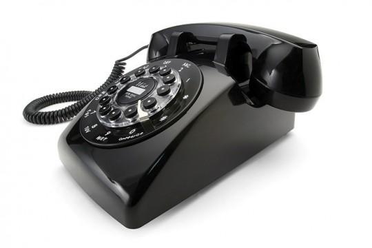 Téléphone rétro fifties Dreyfuss 500
