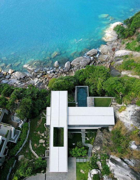 Villa architecte à Phuket, Thaïlande