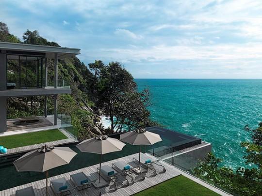 Villa avec vue sur mer - Phuket, Thaïlande