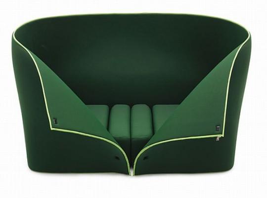 Canapé double modulable Sosia Campeggi