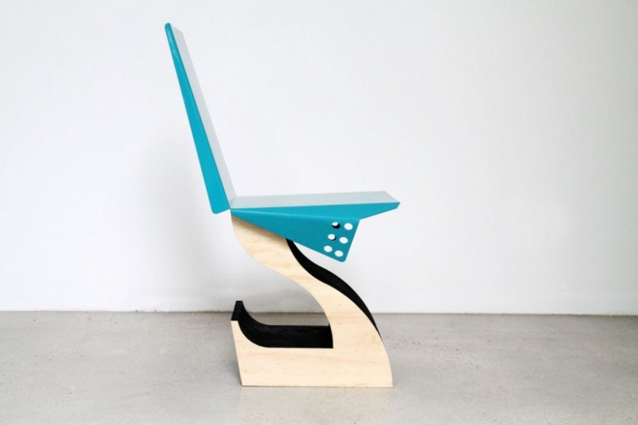 Chaise design – Justin Lamont