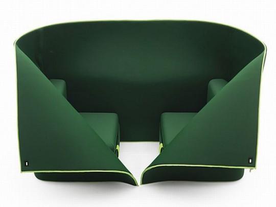 Double fauteuil Sosia Campeggi