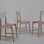 3 chaises empilables en une seule - Triplette chair