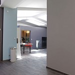 Agence archi dans des bureaux design