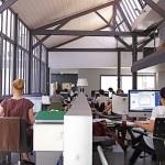 Agence architecte dans un loft