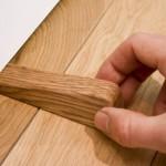 Bloque-porte en bois