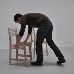 Chaise multiple Triplette chair