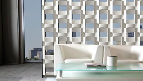 Cloison design Modulararts Buildingblocks