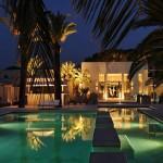 Hotel Sezz St-Tropez - la nuit