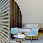 Hotel Sezz St-Tropez - salon