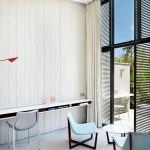 Hotel Sezz St-Tropez - baie vitrée