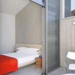 Hotel Sezz St-Tropez - lit