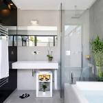 Hotel Sezz St-Tropez - salle de bain design