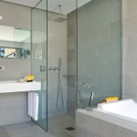 Hotel Sezz St-Tropez - douche à l'italienne