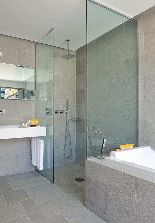 Hotel sezz st tropez douche l 39 italienne - Douche a l italienne definition ...