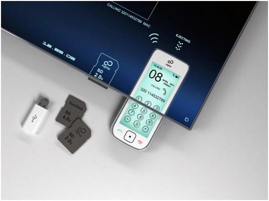 PC tactile design Nesting virtual PC