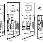 Plan de la maison louée par DSK